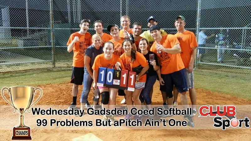 99 problems but a pitch ain't one - CHAMPS