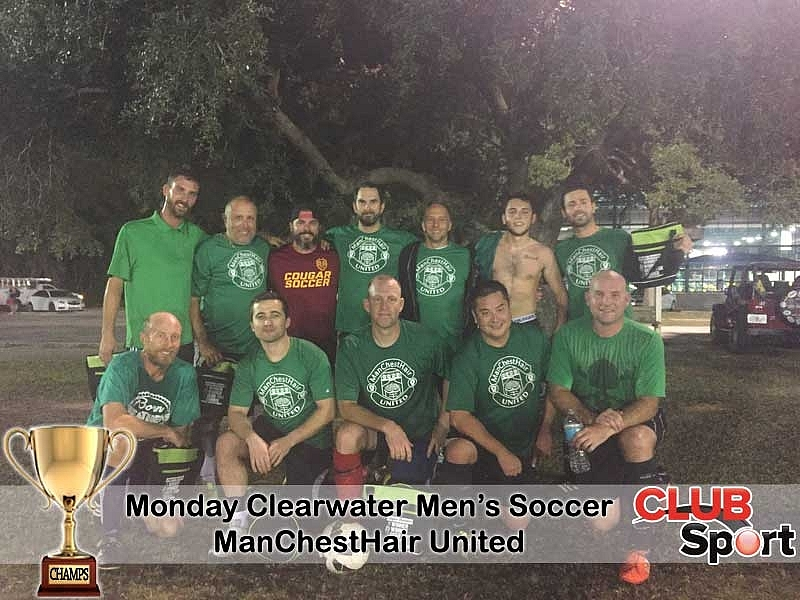 ManChestHair United - CHAMPS