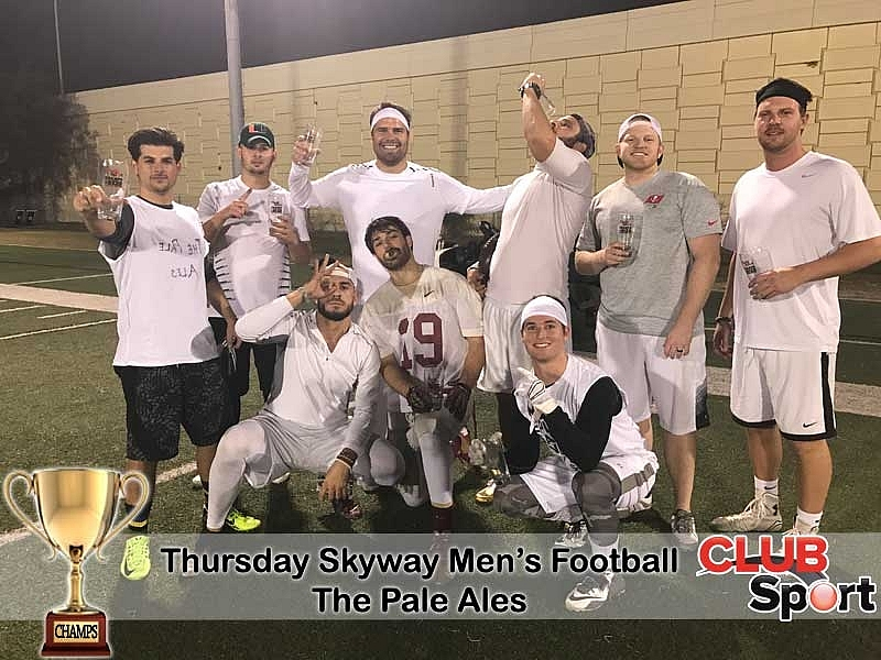 The Pale Ales (r) - CHAMPS