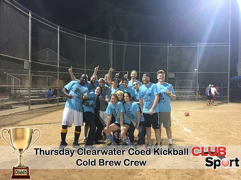 Cold Brew Crew (b) - CHAMPS