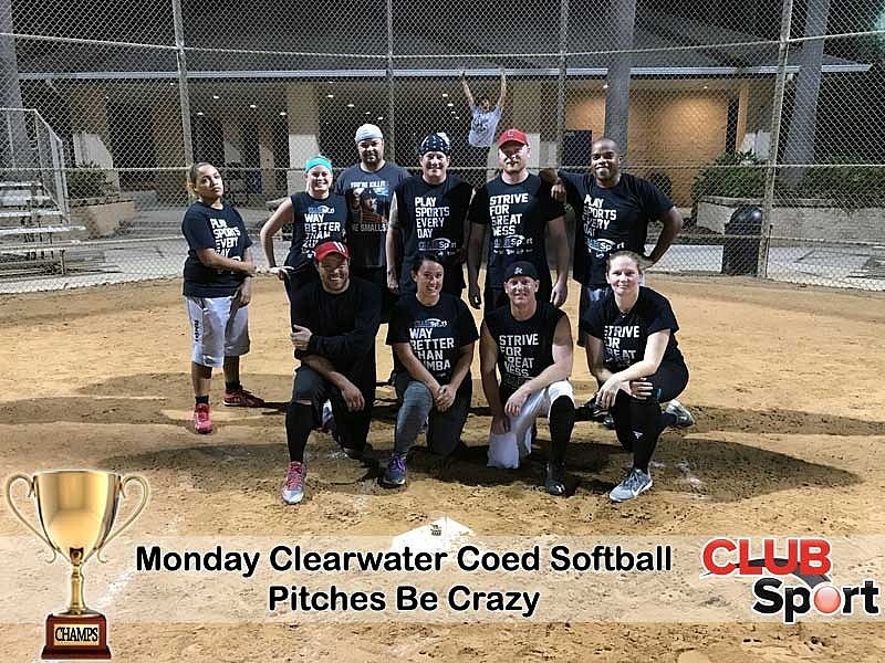 Pitches Be Crazy! (b) - CHAMPS