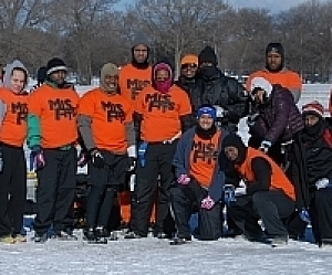 Snow Bowl VIII Football Tournament