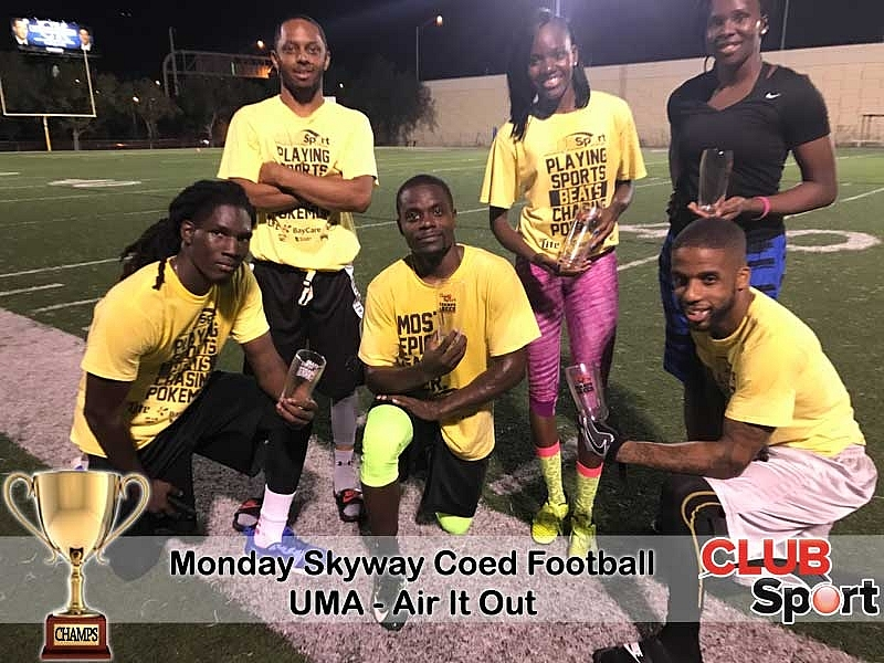 UMA - Air It Out - CHAMPS