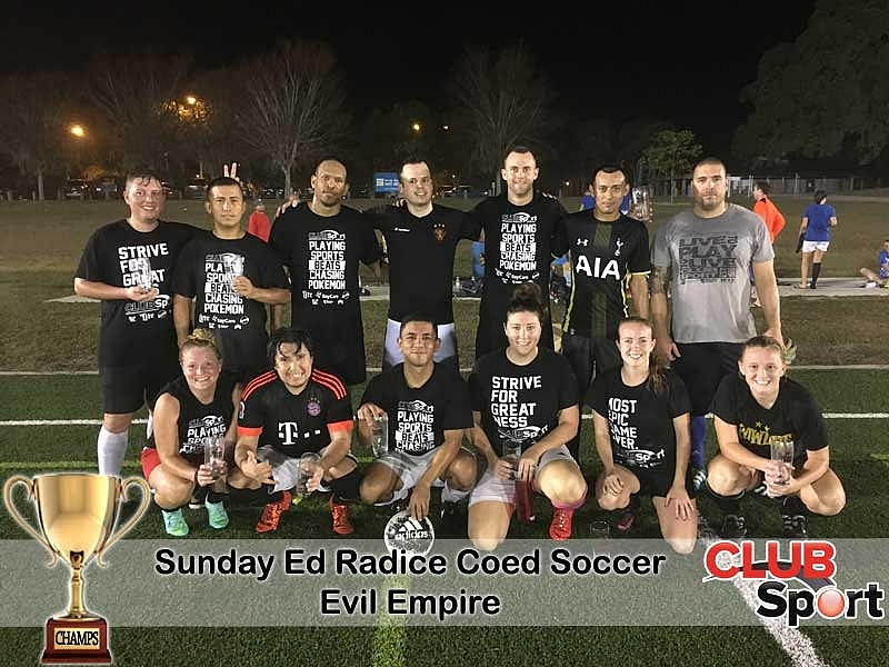 Evil Empire - CHAMPS