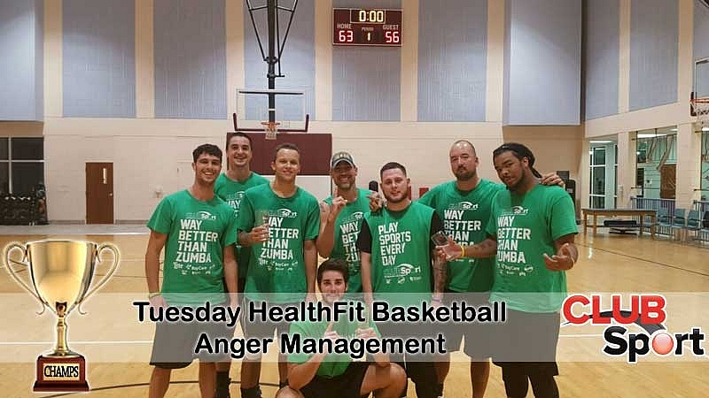 Anger Management - CHAMPS