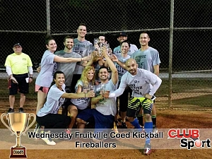 Fireballers (M) - CHAMPS photo