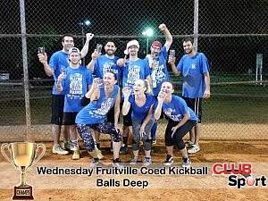 Balls Deep (E) - CHAMPS photo