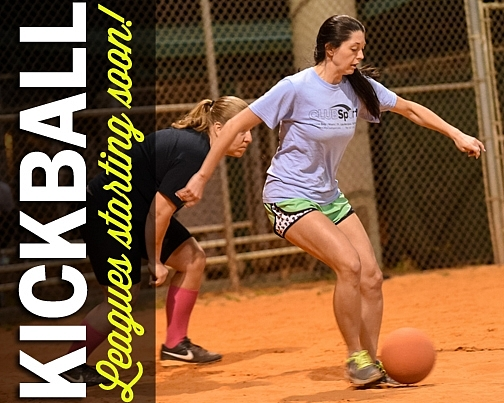Kaboom Kickball Leagues