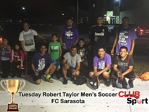 FC Sarasota (M) - CHAMPS photo