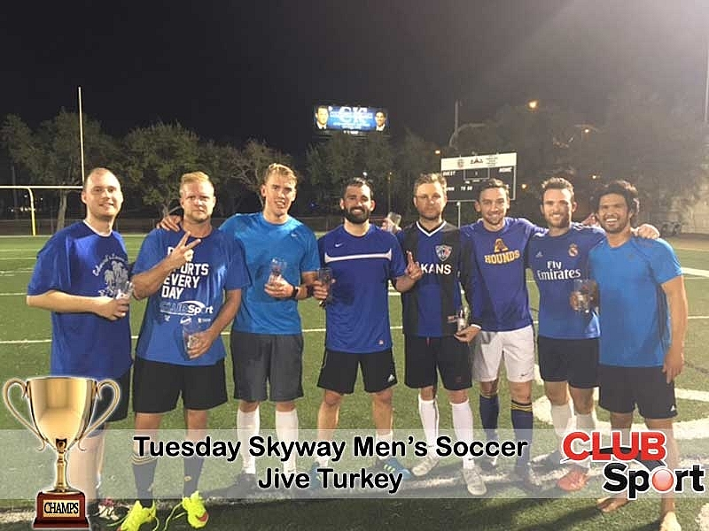 Jive Turkey's - CHAMPS