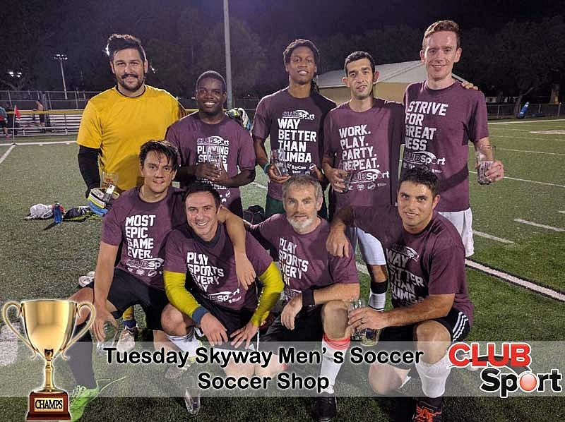 Soccer Shop - CHAMPS