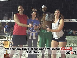 Safe Sets (ca) - CHAMPS photo