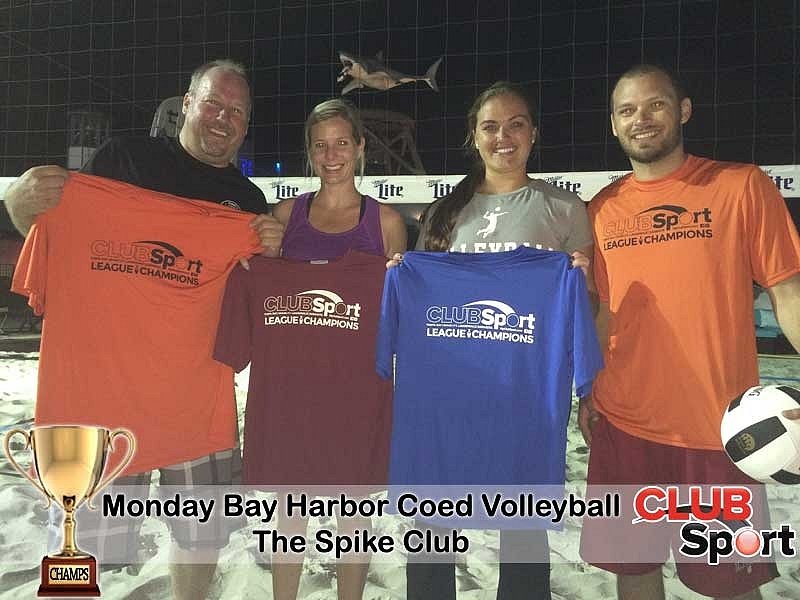 The Spike Club (ia) - CHAMPS