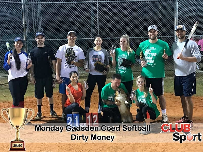 Dirty Money - CHAMPS