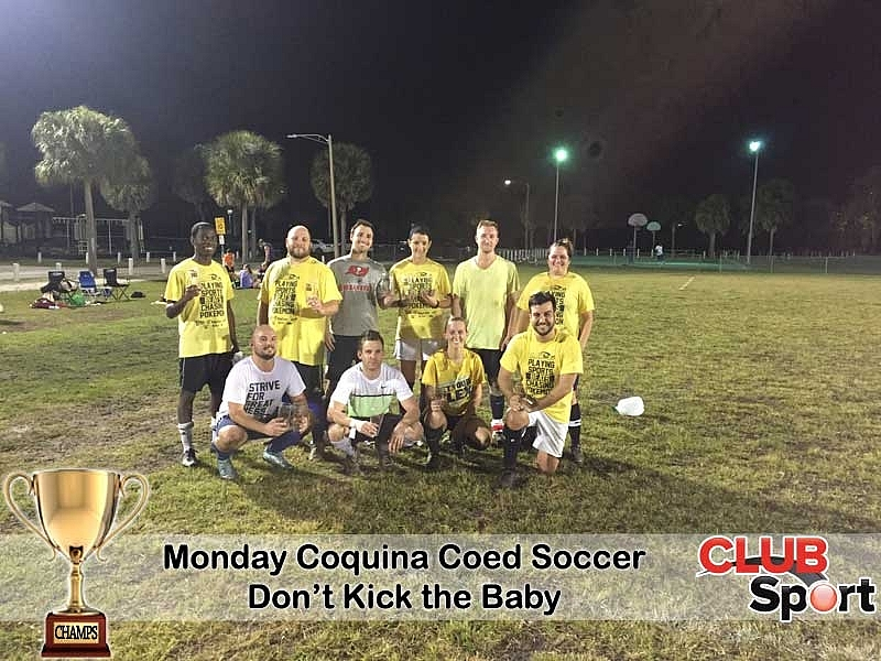 Don't Kick The Baby - CHAMPS