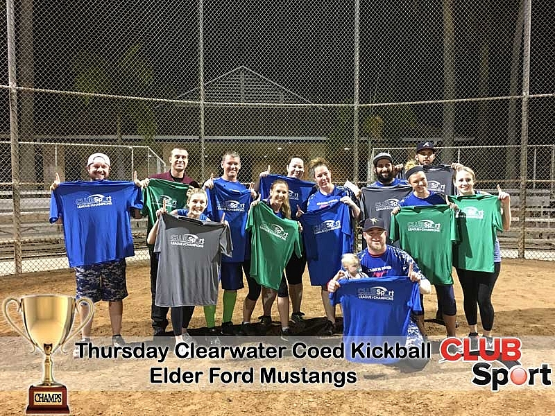 Elder Ford Mustangs - CHAMPS