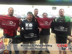 Pocket Pounders - CHAMPS photo