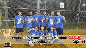 Alcohooligans (E) - CHAMPS Team Photo