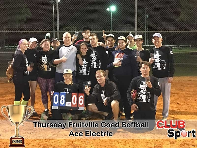 Ace Electric (I) - CHAMPS