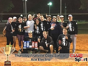 Ace Electric (I) - CHAMPS Team Photo