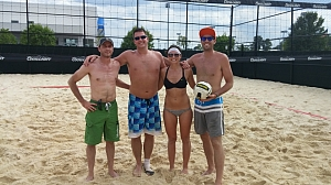 Sand Volleyball Tournaments