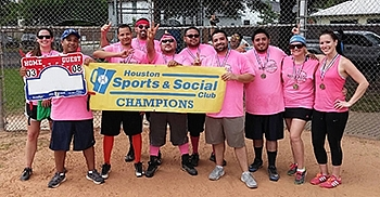 Kickball Tournament Team