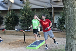 NJ PLAY SPORTS CORNHOLE