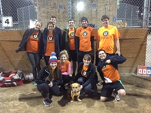 Balls Against Humanity Team Photo