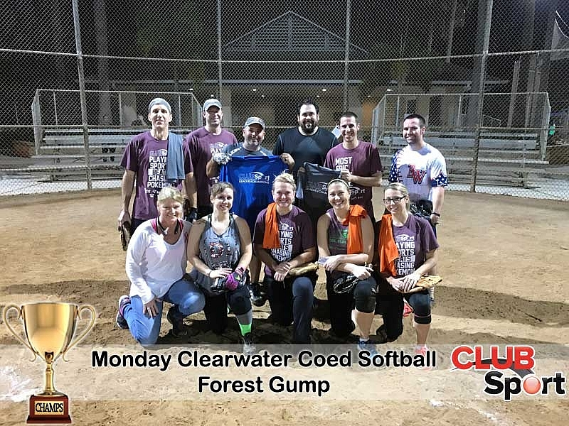 Forest Gump (i) - CHAMPS