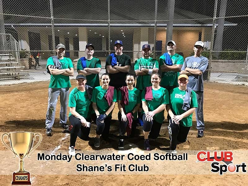 Shane's Fit Club (r) - CHAMPS