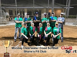 Shane's Fit Club (r) - CHAMPS photo