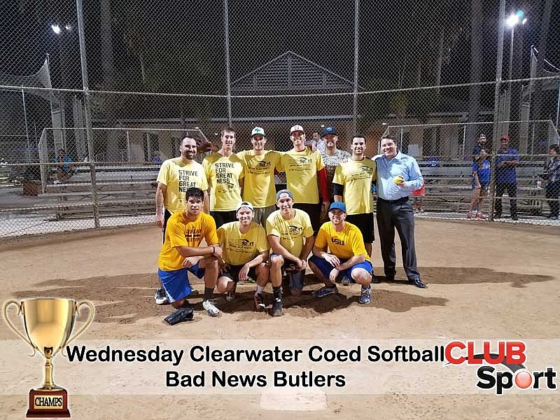 Bad News Butlers (r) - CHAMPS