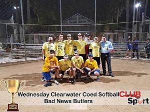 Bad News Butlers (r) - CHAMPS photo