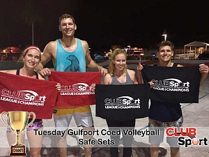 Safe Sets - CHAMPS photo