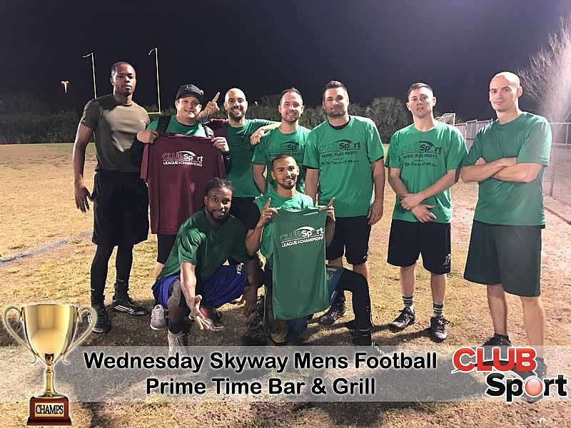 Prime Time Bar&Grill - CHAMPS