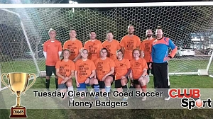 Honey Badgers - CHAMPS photo