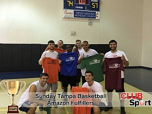 Amazon Fulfillers - CHAMPS photo