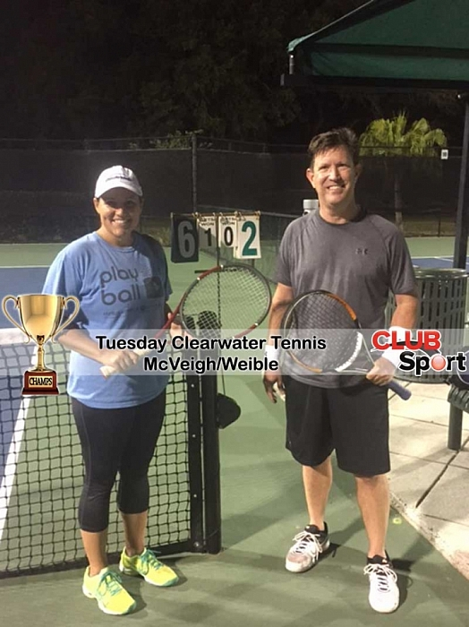 McVeigh/Weible - CHAMPS