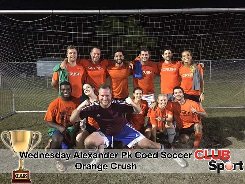 Orange Crush - CHAMPS