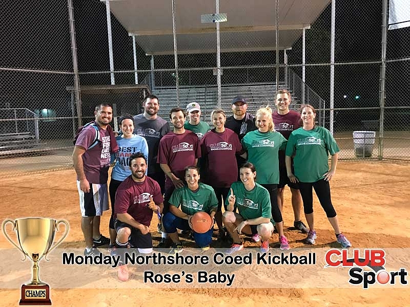 Rose's Baby - CHAMPS
