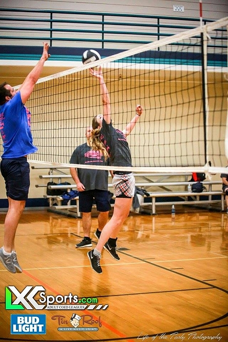 LXC Sports Tuesday Volleyball at JCC