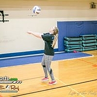 Wednesday Indoor Volleyball at The JCC