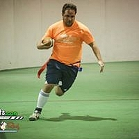 Monday Men's Indoor 7v7 flag Football