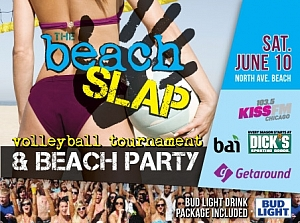 Beach Slap Tournament & Party