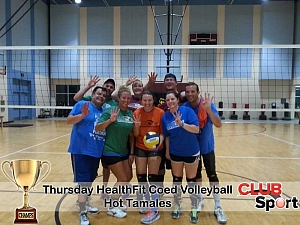 Hot Tamales - CHAMPS Team Photo