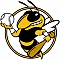 Killer Bees Team Logo