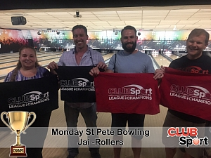Jai-Rollers - CHAMPS photo