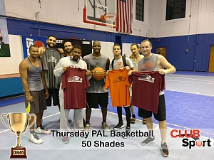 50 Shades - CHAMPS photo