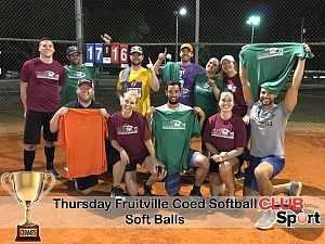 Soft Balls (i) - CHAMPS photo