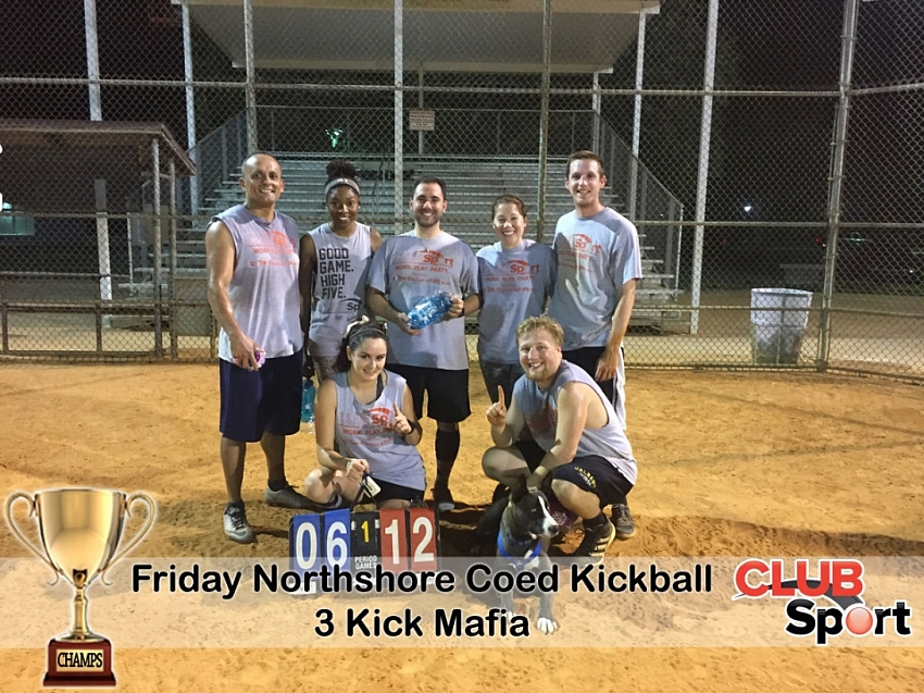 3 Kick Mafia - CHAMPS